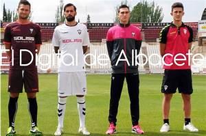 FOTOS Esta es la nueva equipación del Albacete Balompié El Digital de Albacete