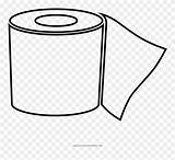 Toilet Paper Coloring Pinclipart Clipart Drawing sketch template