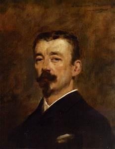 Portrait of Monsieur Tillet, c.1871 - Edouard Manet ...