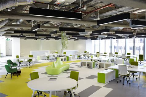modern office cubicle design open space office space pros and cons office furniture
