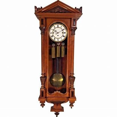 Regulator Wall Antique Vienna Clock Repeater 1878