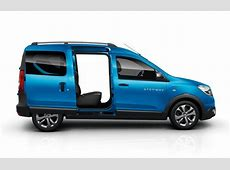 Dacia Lodgy Stepway and Dokker Stepway Pricing Announced