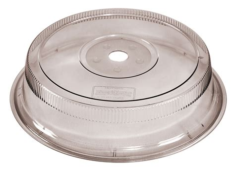 nordicware microwave cookware  deluxe plate cover   cutlery
