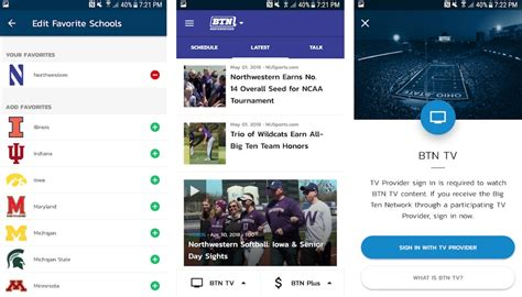 network ten stream football app streaming nfl roku ways games