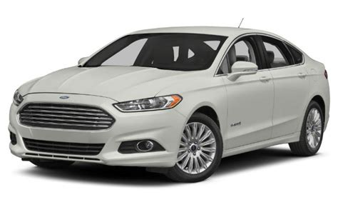 ford fusion hybrid overview