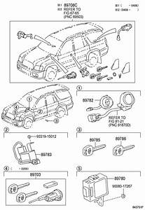Wiring Diagram 02 Toyota Sequoia