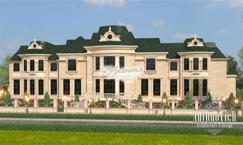 House Facade Design Dubai