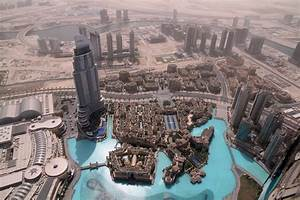 United, Arab, Emirates, Bird, U0026, 39, S, Eye, View