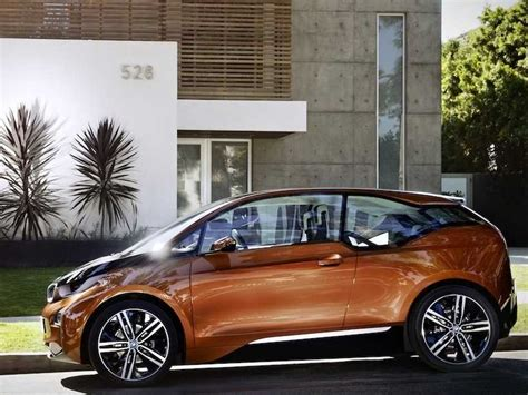 bmw s new electric car comes with a surprisingly low price tag business insider