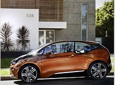 BMW's New Electric Car Comes With A Surprisingly Low Price