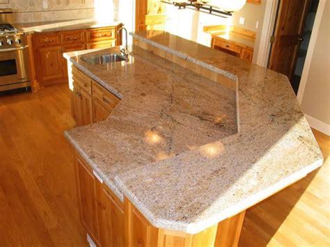Kitchen Remodel Ideas With Oak Cabinets - kashmir cream granite kitchen pinterest countertops granite and google