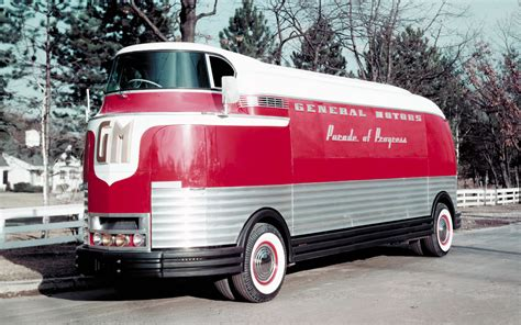 concept bus 1940 gm futurliner concept bus 194313 photo 10