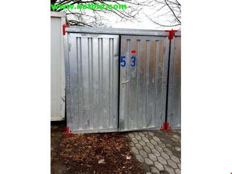 materialcontainer gebraucht kaufen materialcontainer 53 gebraucht kaufen auction premium
