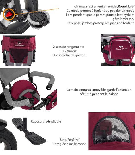 siège bébé pour remorque vélo tricycle trike 3 roues 1 5 ans enfant bébé