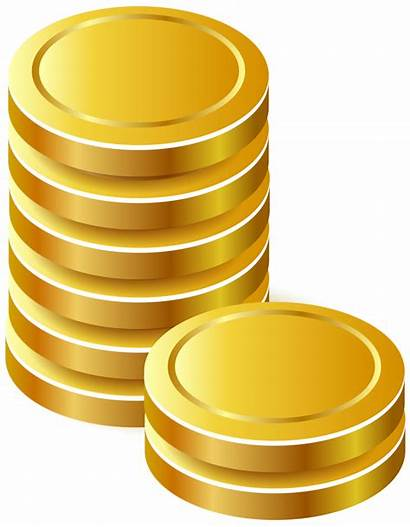 Coins Clipart Gold Dollar Downloads