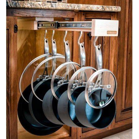 glideware pull  cabinet organizer  pots  pans