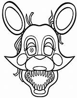 Freddy Coloring Pages Freddy4 Cartoon sketch template