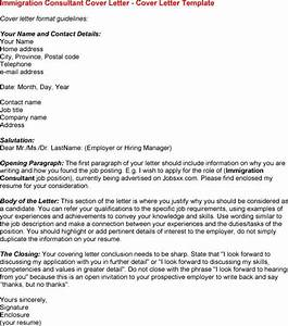Cover Letter For Immigration Application - letter of ...