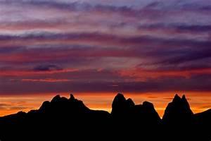 Mountain Pictures: Mountains Silhouette