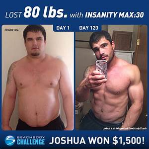 This Monthly Winner Lost 80 Pounds in 120 Days with ...