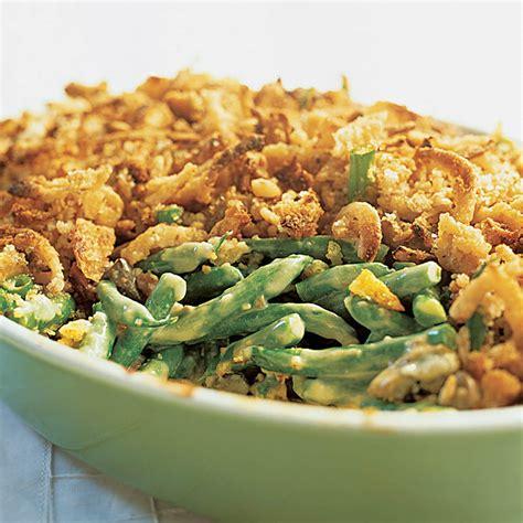green bean casserole recipe americas test kitchen