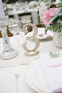 Gorgeous wedding table number ideas modwedding for Wedding table number ideas