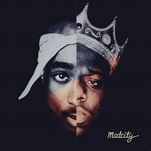 Tupac and Biggie Wallpaper - WallpaperSafari