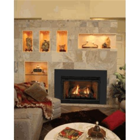 empire fireplace inserts empire large innsbrook direct vent gas fireplace insert