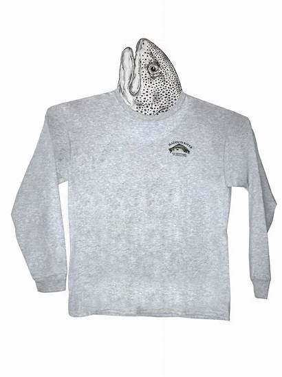Mro Classic Wear Embroidered Fishing