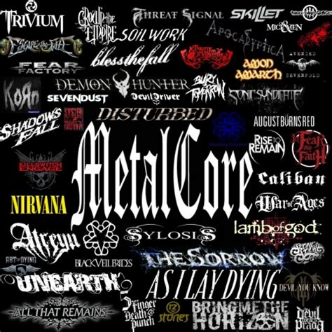top 10 modern heavy metal bands image gallery metalcore