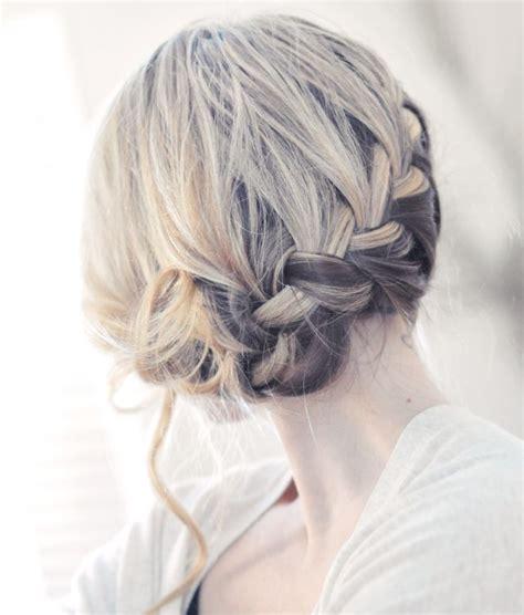 bridal braids perfect summer wedding hairstyles onewed