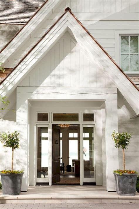45 Rustic Farmhouse Exterior Designs Ideas  Lovelyvingcom