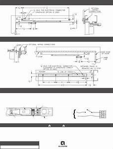 Lcn Seh Sentronic Electric Door Holder Installation Guide