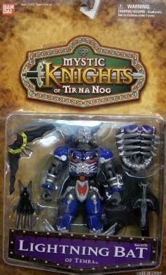 stock mystic knights  tir na nog series