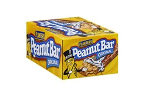 planters peanut bar planters original peanut bar 24 ct 1 6 oz wrappers