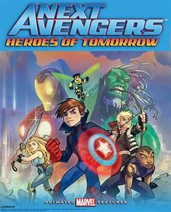 Marvel Movie Age - Next Avengers: Heroes of Tomorrow