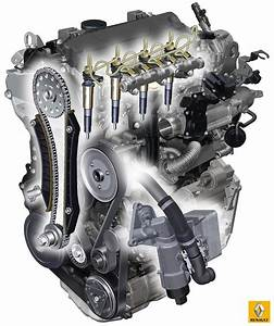 Renault Presents The New 2 3 Dci Diesel Engine