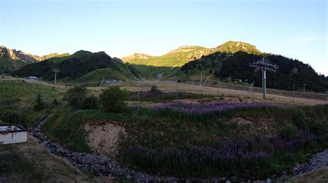 puy de sancy 1885m par mont dore et le capucin 1468m