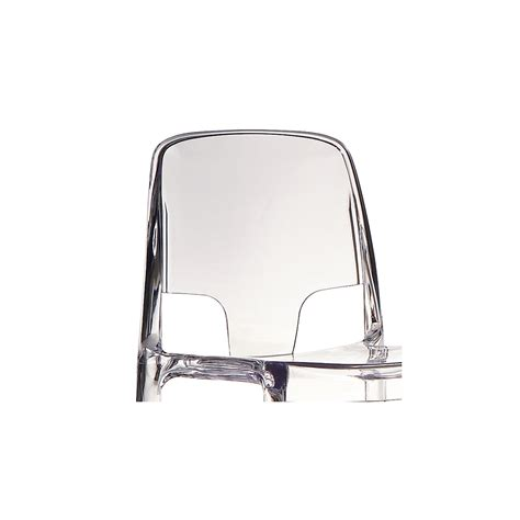 chaise transparente design chaise transparente design infiniti margot chaises design