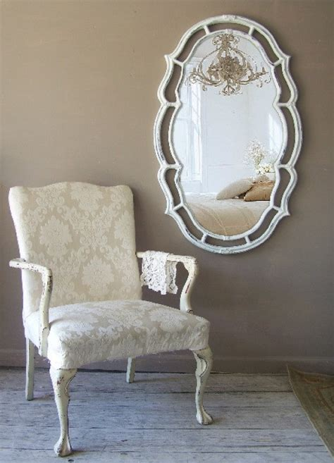 shabby chic vanity mirror antique shabby chic mirror cottage chic vanity french country nursery