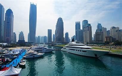 Dubai Marina Yacht Quattroelle Boat Mega Wallpapers