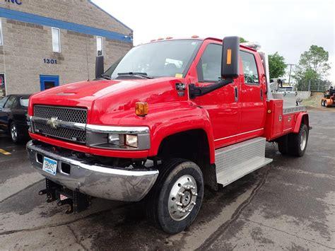 2006 Chevrolet Kodiak C5500 For Sale Used Trucks On