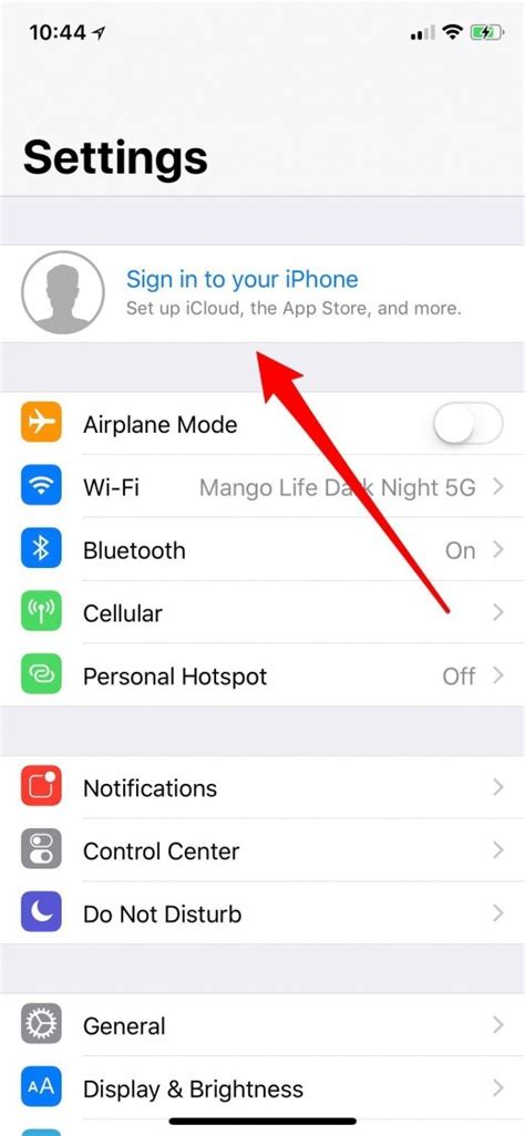How To Create A New Apple Id On Iphone Iphonelifecom
