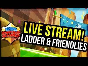 Live Stream! Ladder with Coach Cory! [Brawl Stars] - YouTube
