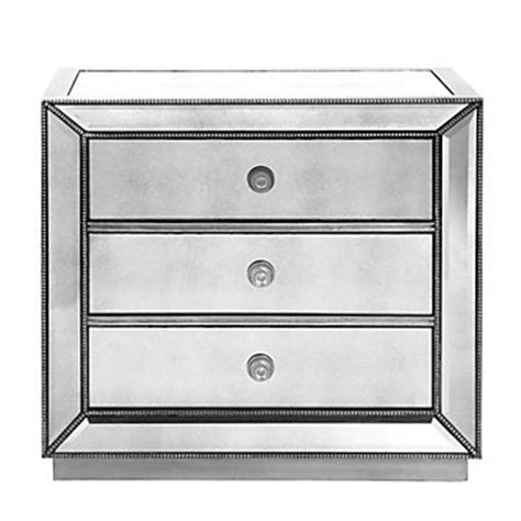 z gallerie omni dresser omni mirrored 3 drawer chest stylish silver drawers z