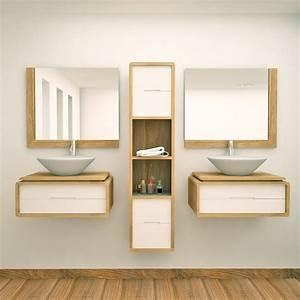 Waschtischunterschrank Hängend Montieren : waschtischunterschrank duo 70 cm spa ambiente ~ Markanthonyermac.com Haus und Dekorationen