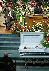 Funeral for June Carter Cash. (identified by Alexandria ...