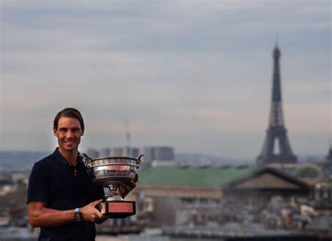 French Open: Rafael Nadal beats Novak Djokovic to win 20th ...