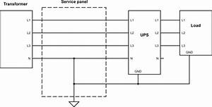 Ups Maintenance Bypass Switch Wiring Diagram Sample