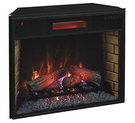 classicflame 28ii300gra 28 infrared quartz fireplace